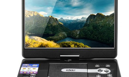 Top 10 Best Portable DVD Players of 2019