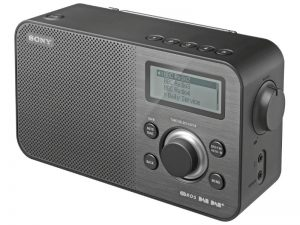 Sony XDR-S60DBPB Digitalradio