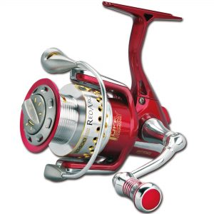 Spro RedArc Rolle Tuff Body 10400 Red Arc – Schnurfassung 150m 0,33mm