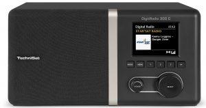 TechniSat DigitRadio 300 C (DAB+-UKW Radio mit Spitzenklang