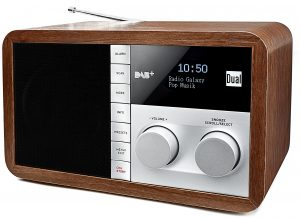 Dual DAB 32 Digitalradio mit OLED-Display