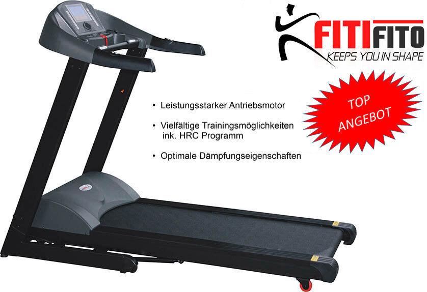 Fitifito 8500 Profi Laufband 7PS 22km-h