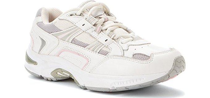 Vionic with Orthaheel Women's Walker Athletic Shoes
