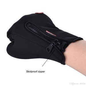 8. Dreamy Winter Outdoor Windproof Gloves