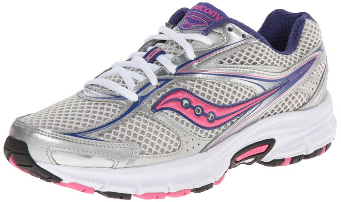 Saucony Women S Grid Cohesion  Running Shoe