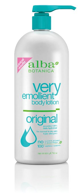 1. Alba Botanica Very Emollient Body Lotion