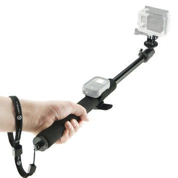 1. CamKix Telescopic Selfie Stick For GoPro Cameras