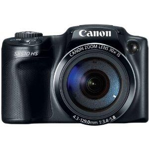 1. Canon PowerShot SX510 HS