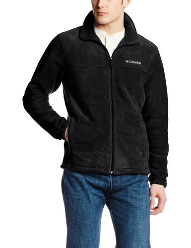 1. Columbia Men's Steens Mountain Front-Zip Fleece Jacket