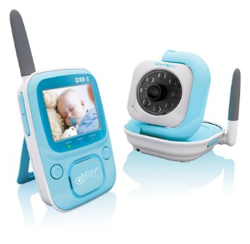 1. Infant Optics DXR-5 Portable Video Baby Monitor