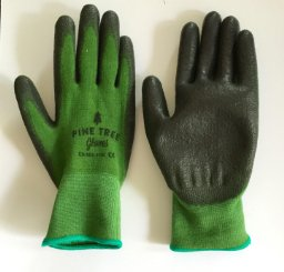 1. Pine Tree Tools Bamboo Work and Gardening Gloves