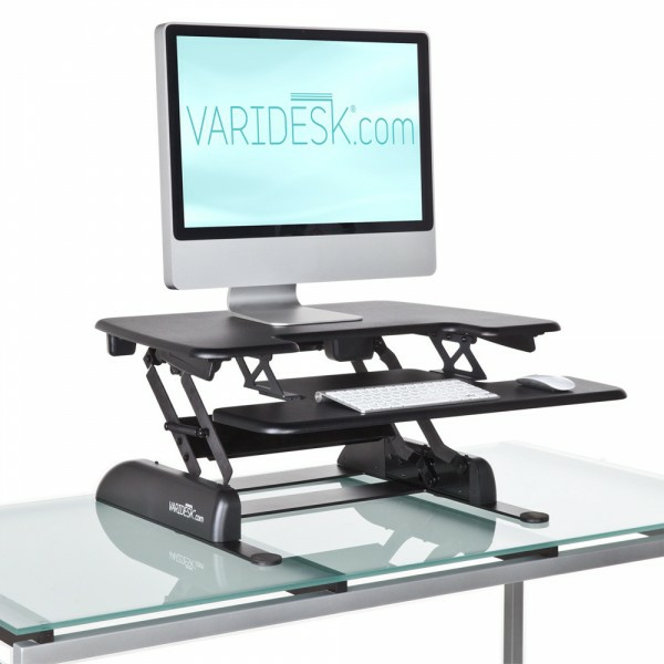 1. Standing Desk of VARIDESK Pro Plus 30 Height-Adjustable