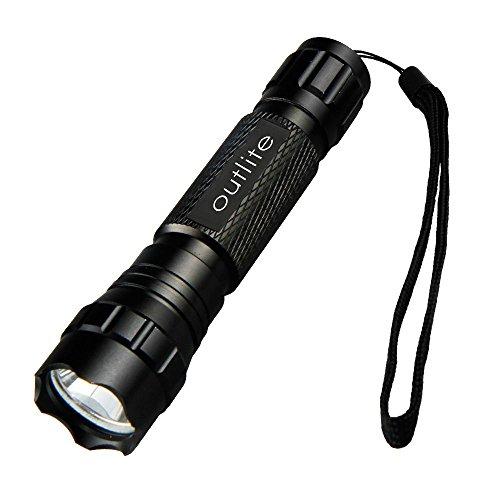 1. outlite 501B LED 900 Lumen Handheld Flashlight