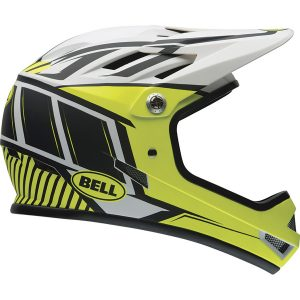 10. Bell Sanction Downhill Motorcycle Helmet