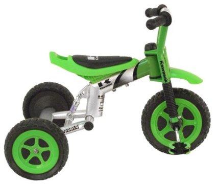 10. Kawasaki Tricycle