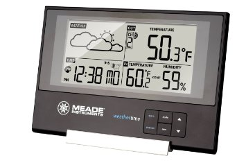 10. Meade Instruments TE346W Personal Weather Station