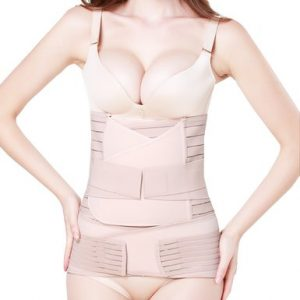 10. Postpartum Support-Tirain 3 in 1 Shapewear