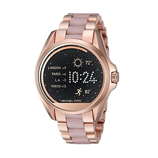 2. Michael Kors Access Bradshaw Smartwatch