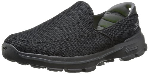 2. Skechers Performance Men's Go Walk 3 Slip-On Walking Shoe