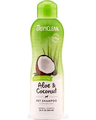 2. Tropiclean Hypo Allergenic Pet Shampoo