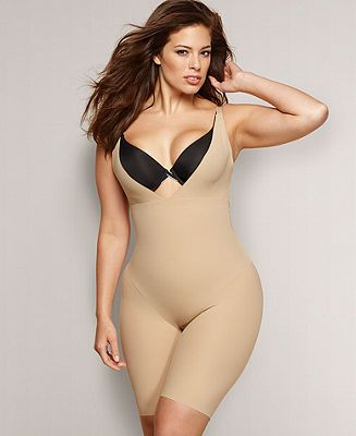 3. Curvy Wear Bra Firm Body Shaper