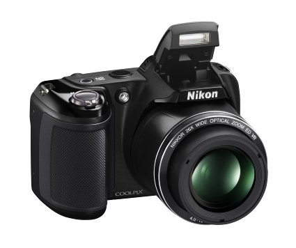 3. Nikon Coolpix L330