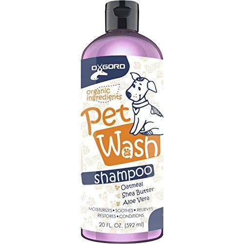 3. OxGord Pet Wash Shampoo