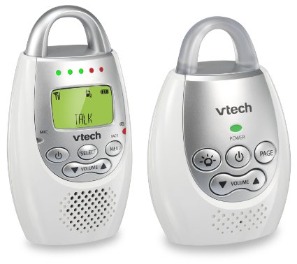 3. VTech DM221 Safe & Sound Digital Audio Baby Monitor