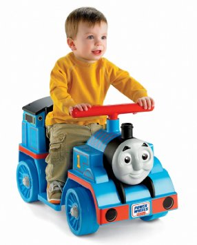 4. Power Wheels Thomas the Train