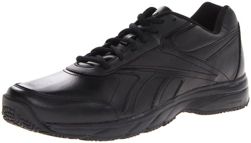 4. Reebok Men's Work N Cushion Walking Shoe