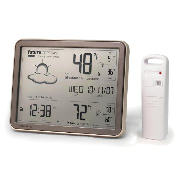 4.Weather Forecaster-AcuRite 75077 with Jumbo Display