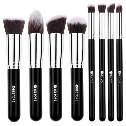 5. BESTOPE Makeup Brushes