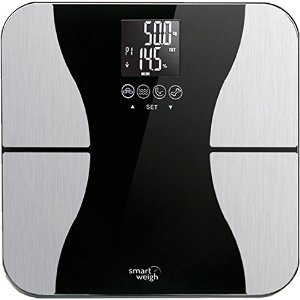 5. Digital Precision Scale of Smart Weigh Body Fat