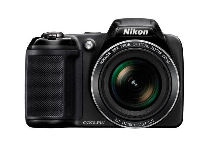 5. Nikon Coolpix L340