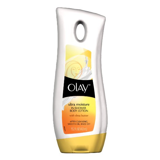 5. Olay Moisture In-Shower Body Lotion