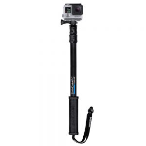 5. Sandmarc Pole – Black Edition For GoPro Hero Cameras