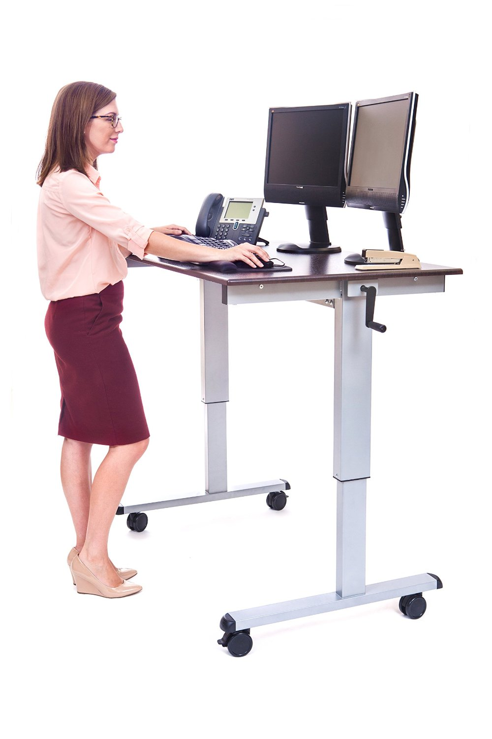 5. Stand Ready Stand Up desk