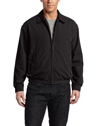 6. London Fog Men's Zip-Front Golf Jacket