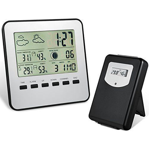 6.Amir Wireless Weather Station