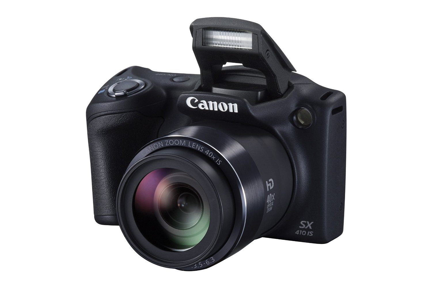7. Canon PowerShot SX410 IS