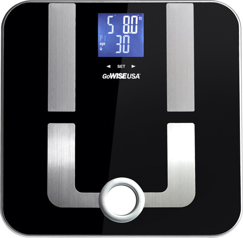 7. Digital Body Fat Scale - GoWISE USA