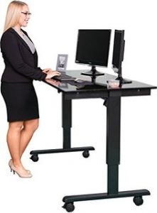 7. Stand Up Desk Store 60 Inch Adjustable Stand Up Desk