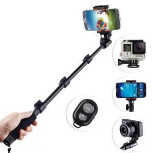7. Wareway Selfie Stick And Tripod For GoPro Hero Cameras
