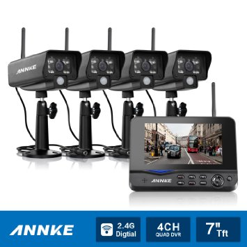 Annke Wireless Digital Home 4CH DVR