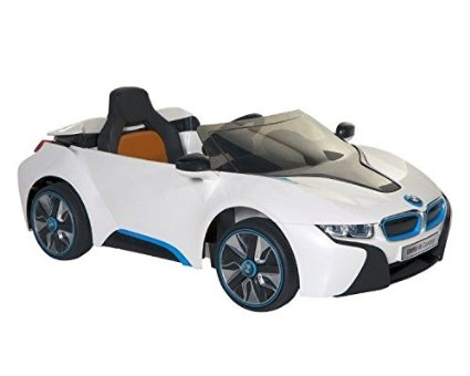 8. BMW i8 Concept 6-volt Electric Ride-On Car