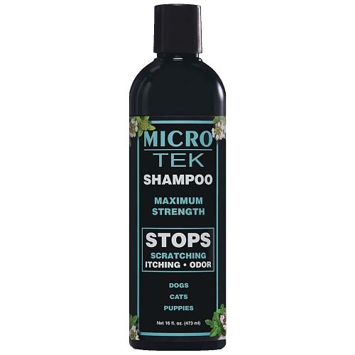8. EQyss Micro-Tek Pet Shampoo