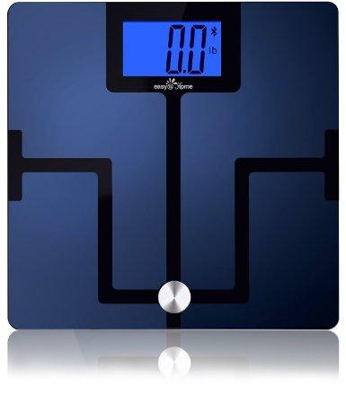 8. Easy@Home Bluetooth Body Fat Digital Scale