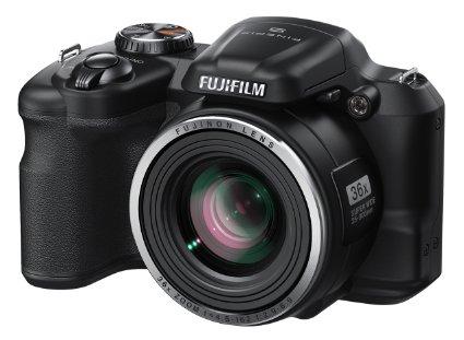 8. Fujifilm FinePix S8600