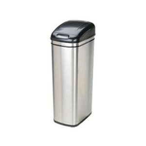 8. Nine Stars DZT-50-6 Infrared Touchless Stainless Steel Trash Can