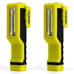 9. Cliplight 140 Lumens Super Bright Clipstrip LED Flashlight